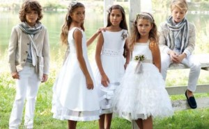 Los mejores trajes de primera comunion
