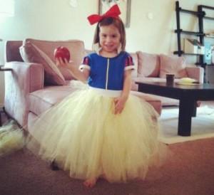 Cómo hacer un disfraz de princesa casero para niñas