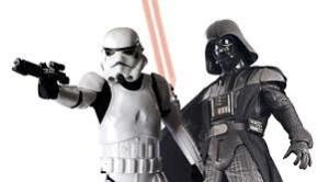 Disfraces para una fiesta de Star Wars