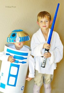 Tipos de disfraces para una fiesta de Star Wars