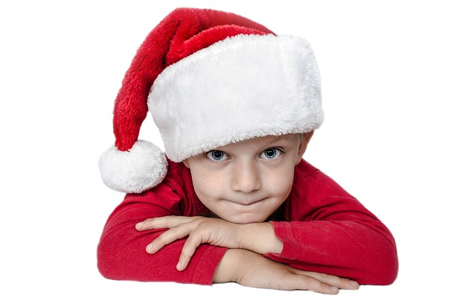 Disfraces navideños para niños