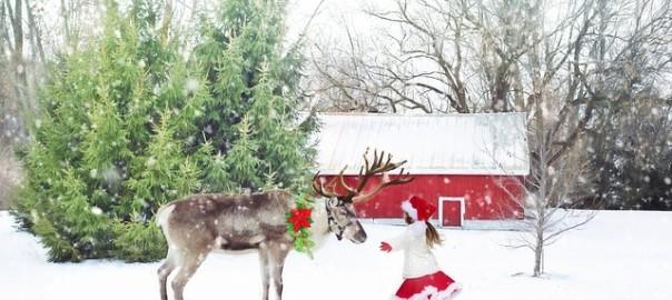 Disfraces para niños muy alegres navideños