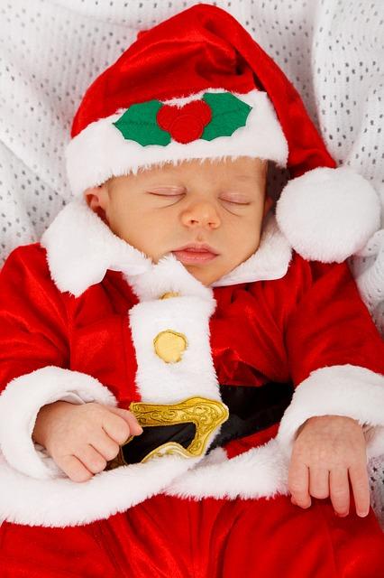 El cuidado de los disfraces navideños para niños
