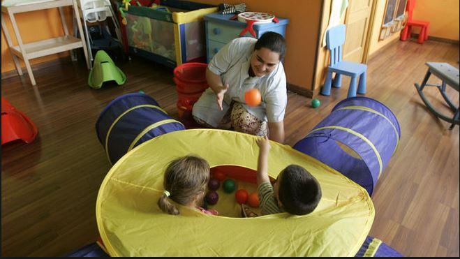 Ludoteca para niños en Córdoba