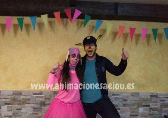 Fiestas infantiles en Badajoz